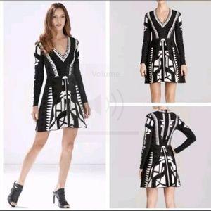Aztec Parker Dress